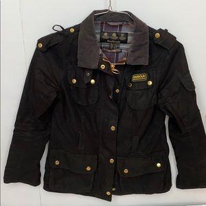 Woman's Barbour coat